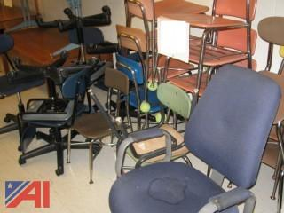 (19) Miscellaneous Chairs