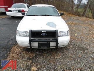 2008 Ford LTD Crown Victoria 4DSD