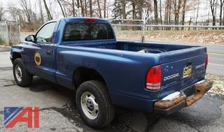 2003 Dodge Dakota 4WD Pickup Truck