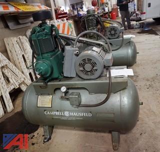 Campbell Hausfeld Horizontal Air Compressor