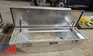Aluminum Diamond Plate Truck Box