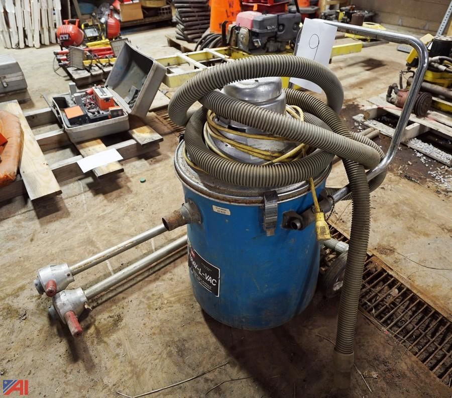 City of Lockport Water Department Surplus #9534