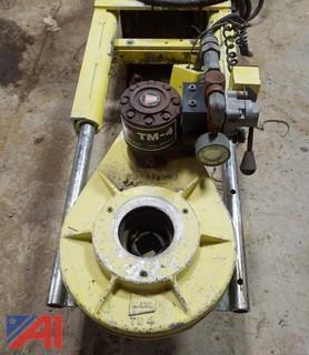 Wachs Truck Mounted Hydraulic Gate Valve Turner
