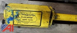 (2) HeliFlux Magnetic Locators