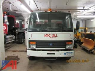 1988 Ford Vac-All Vac- Sweeper Truck