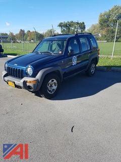 2004 Jeep Liberty 4D
