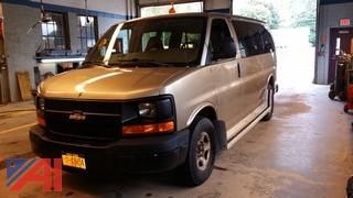 2006 Chevy Express 1/2 Ton Van