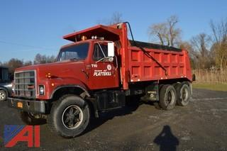 1989 International F2574 Dump