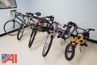 (5) Bicycles-Various Manufacturers
