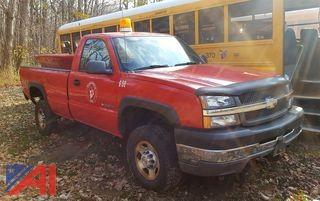 2003 Chevrolet Silverado 2500HD Pickup Truck