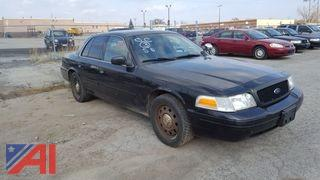 2007 Ford Crown Victoria/Police Interceptor Package 4DSD