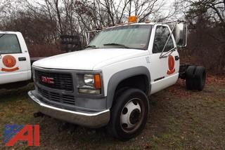 1999 GMC 3500HD Cab and Chassis
