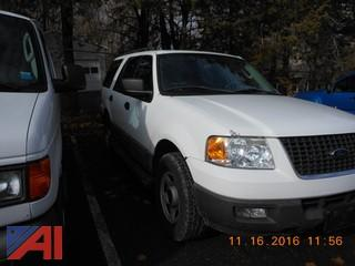 2006 Ford Expedition SUV