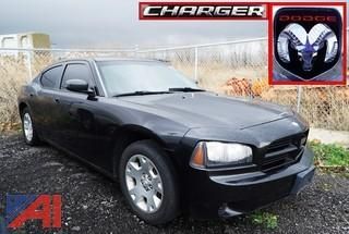 2007 Dodge Charger 4 Door Sedan