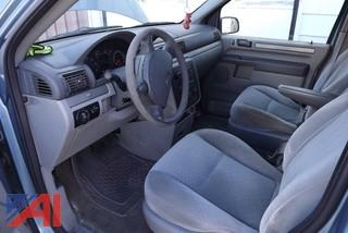 2007 Ford Freestyle Van