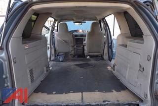 2007 Ford Freestyle Van