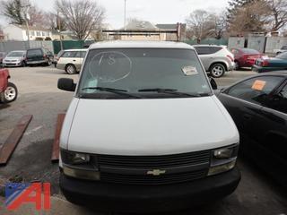 1999 Chevy Astro Van