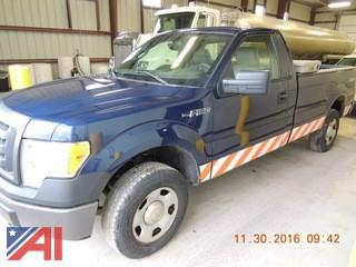 2011 Ford F150 XL Pickup