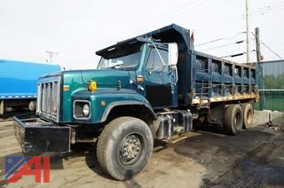 1998 International 2674 6X4 Dump Truck/BPK-04