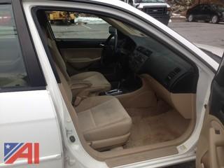 2005 Honda Civic-Hybrid 4DSD