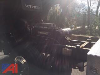 1998 Sutphen Pumper Fire Truck