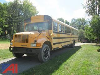 1995 International 3800 Bus