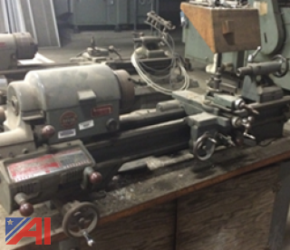 Metal Lathes & Milling Machine