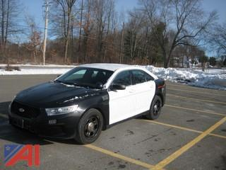 2013 Ford Taurus 4DSD/Police Interceptor