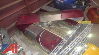 (3) Light Bars