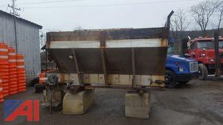 Hiniker Stainless Steel Spreader