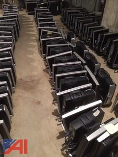 Lot of 21 Computers w/ Monitors Attached Equipment (Lot #2)