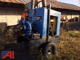 "1968 Marlow 6E75 6"" Water Pump"