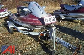 2000 Kawasaki 1100STX DI Jet Ski