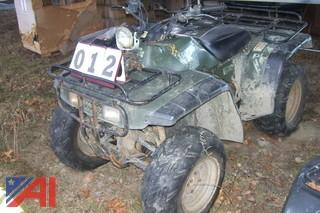 1997 Honda Four Trax 300 Quad
