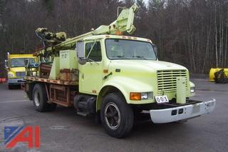 2000 International 4700 Mobile Drill Rig E#04174