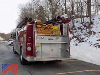 1992 Pierce Arrow Fire Truck