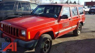 1999 Jeep Cherokee 4DSD