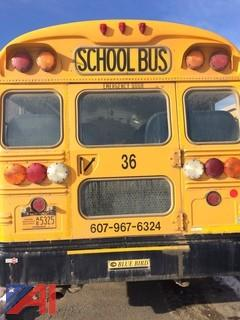 2010 Bluebird Vision School Bus