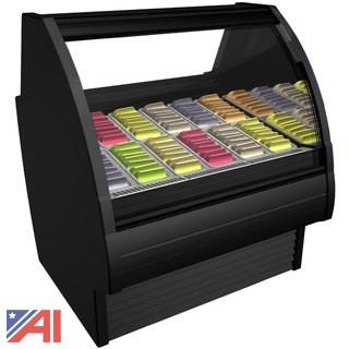 Gelato Refrigerated Merchandiser