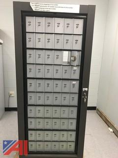 3100 Series Free Standing Mail Centers