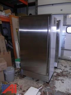 1999 Sub-Zero Stainless Steel Freezer
