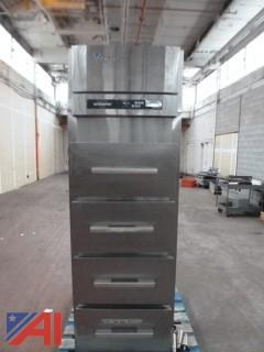 Victory Ultraspec 4 Drawer Refrigerator