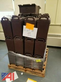 Lot of Cambro Coolers
