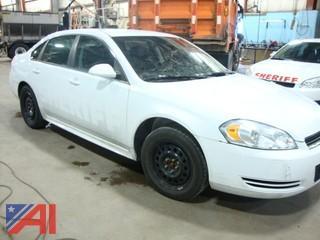 2011 Chevy Impala 4DSD