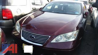 2008 Lexus ES 350 4D