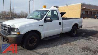 2003 Ford F250 XL Super Duty Pickup Truck