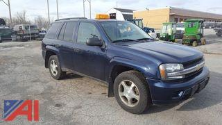 2008 Chevrolet Trailblazer Suburban