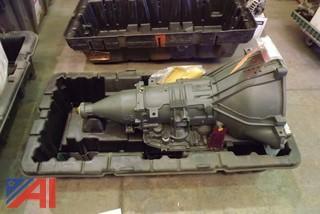 Rebuilt Ford transmission & original transmission