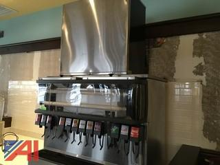 Lancer Fountain Soda Dispenser