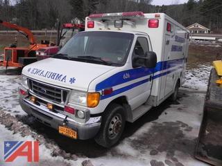 2006 Ford E350 Super Duty Ambulance